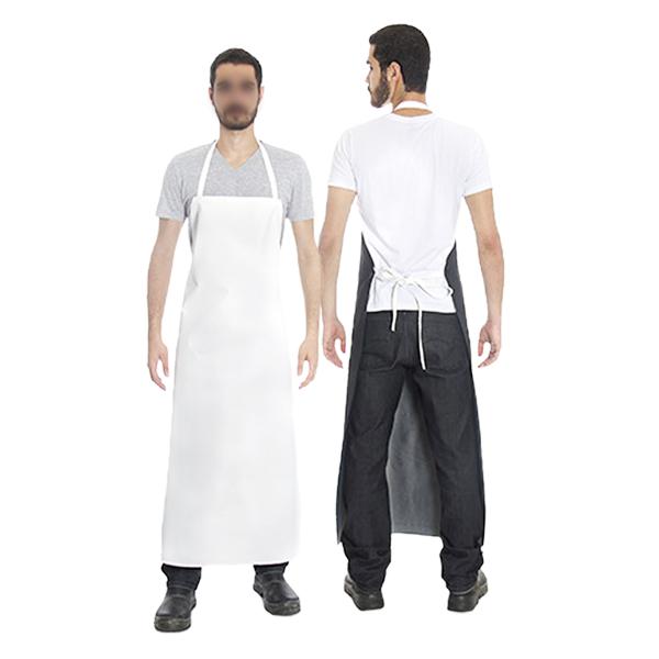avental forrado branco EPI